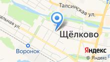 Общественная приемная депутата Московской областной Думы Шапкина В.Н. на карте