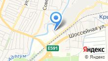 Крымскгорстрой на карте