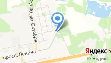 iDent на карте
