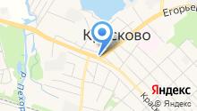 Красковская городская похоронная служба на карте