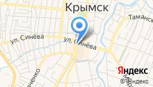 Крымский винный завод на карте
