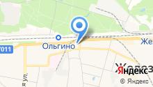 НОВОСТОМ на карте