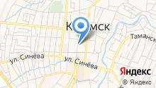 Сум Сити на карте