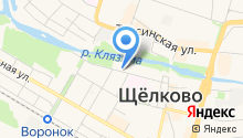 Office на карте