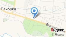 Малаховский Очаг на карте
