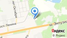 Центр поддержки малого бизнеса на карте