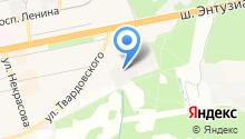 Bares-M на карте