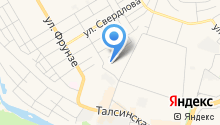 Московский областной профессиональный колледж инновационных технологий на карте
