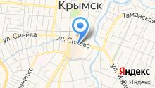 Крымское райпо на карте