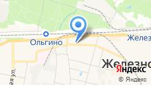 Д-ФОРМЕР на карте