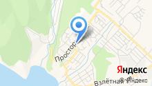 АбубА на карте