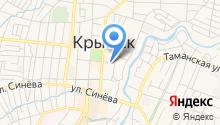 Стоматологический кабинет Муратова Р.И. на карте