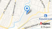 Астэк-МТ на карте