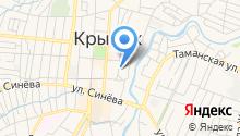 Храм Михаила Архангела на карте