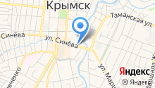 Территориальный орган Федеральной службы государственной статистики по Краснодарскому краю на карте