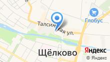 Сити Фитнес на карте