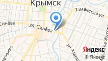KFC на карте