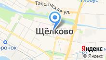 ЗАГС г. Щёлково на карте