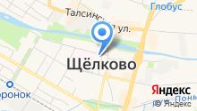 Адвокатский кабинет №1413 на карте