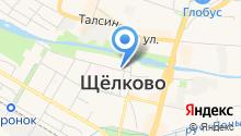 Бизнес Проспект на карте