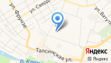 ДЕЗ ЖКХ на карте