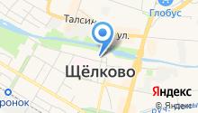 Бизнес-Проспект на карте