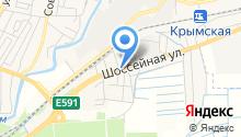Prodiesel на карте