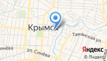 Управление ФСИН по Краснодарскому краю на карте