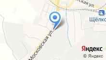 Autofides на карте