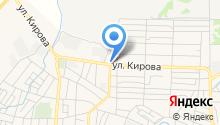 Крымское ДРСУ на карте
