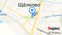 Недвижимость Щёлковского района на карте
