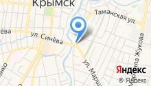 РТС-банк на карте