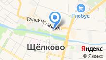 Мобимастер на карте