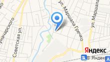 Крымский технический колледж на карте