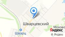Магазин мелкой бытовой техники и хозяйственных товаров на карте