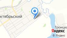 Медведково, ЗАО на карте