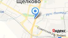 ГеоПроект на карте