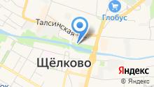 Часовня во имя иконы Преподобного Серафима Саровского на карте