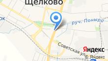 Магазин цветов на Пролетарском проспекте на карте