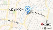 Крымский комплексный реабилитационный центр для инвалидов на карте