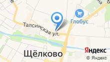 Русские деньги на карте