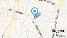 МИД на карте