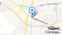 ТК ФУД-ТРЕЙДИНГ на карте