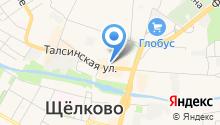 Сити Ломбард на карте