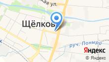 Мастерская по ремонту часов на Пролетарском проспекте на карте