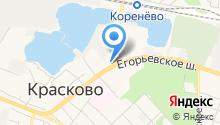 Ава хлеб на карте