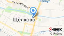 МУ МВД России Щёлковское на карте