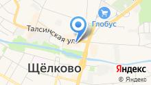 CITY-TONER - Заправка картриджей в щелково на карте