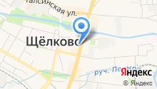 Шашлык хаус на карте