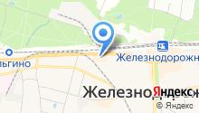Remprod.ru на карте